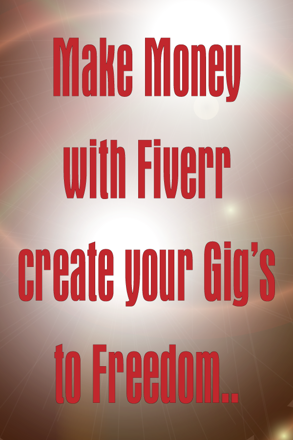 how to get work on fiverr